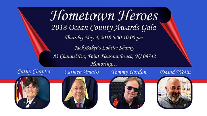 2018 Ocean County Awards Gala